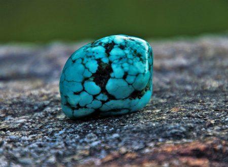 La pietra di dicembre: il turchese