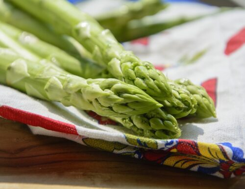Asparagi: verdura di stagione