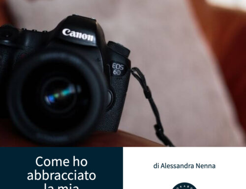 """Alessandra Nenna presenta """"Come ho abbracciato la mia ombra"""""""