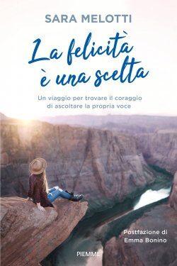 """Sara Melotti presenta il suo libro """"La felicità è una scelta"""""""